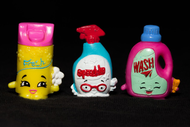 Bree Freshener, Squeaky Clean, and Wendy Washer